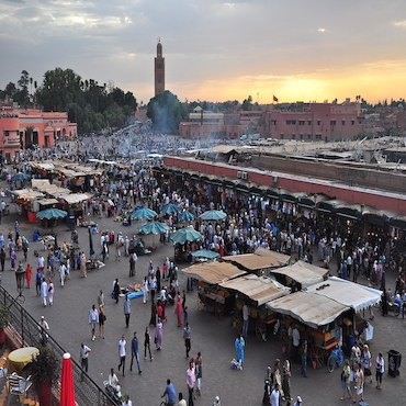 Marrakech Fez Desert Tour 3 days